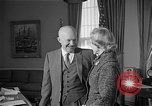 Image of President Dwight D Eisenhower Washington DC USA, 1955, second 4 stock footage video 65675044047
