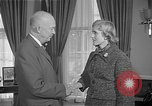 Image of President Dwight D Eisenhower Washington DC USA, 1955, second 12 stock footage video 65675044047