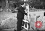 Image of Salvador Dali Paris France, 1955, second 8 stock footage video 65675044048