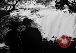 Image of Victoria Falls Central African Federation, 1955, second 12 stock footage video 65675044049