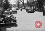 Image of Konrad Adenauer Bonn Germany, 1955, second 3 stock footage video 65675044051