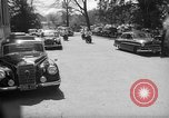 Image of Konrad Adenauer Bonn Germany, 1955, second 4 stock footage video 65675044051