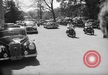 Image of Konrad Adenauer Bonn Germany, 1955, second 7 stock footage video 65675044051