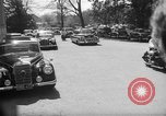Image of Konrad Adenauer Bonn Germany, 1955, second 8 stock footage video 65675044051