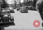 Image of Konrad Adenauer Bonn Germany, 1955, second 9 stock footage video 65675044051