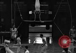 Image of Naval Academy gymnasts Annapolis Maryland USA, 1940, second 12 stock footage video 65675044065