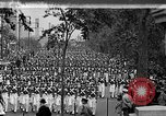 Image of Memorial Day parade honors Civil War veterans New York City USA, 1935, second 1 stock footage video 65675044067