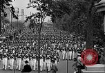Image of Memorial Day parade honors Civil War veterans New York City USA, 1935, second 2 stock footage video 65675044067