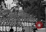 Image of Memorial Day parade honors Civil War veterans New York City USA, 1935, second 4 stock footage video 65675044067