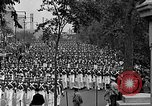 Image of Memorial Day parade honors Civil War veterans New York City USA, 1935, second 6 stock footage video 65675044067