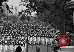Image of Memorial Day parade honors Civil War veterans New York City USA, 1935, second 7 stock footage video 65675044067