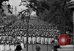 Image of Memorial Day parade honors Civil War veterans New York City USA, 1935, second 8 stock footage video 65675044067