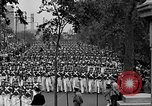 Image of Memorial Day parade honors Civil War veterans New York City USA, 1935, second 9 stock footage video 65675044067