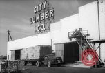 Image of Lumber Plant Bridgeport Connecticut USA, 1945, second 3 stock footage video 65675044071