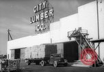 Image of Lumber Plant Bridgeport Connecticut USA, 1945, second 4 stock footage video 65675044071