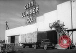 Image of Lumber Plant Bridgeport Connecticut USA, 1945, second 5 stock footage video 65675044071