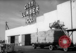 Image of Lumber Plant Bridgeport Connecticut USA, 1945, second 8 stock footage video 65675044071