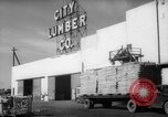 Image of Lumber Plant Bridgeport Connecticut USA, 1945, second 9 stock footage video 65675044071