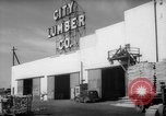 Image of Lumber Plant Bridgeport Connecticut USA, 1945, second 12 stock footage video 65675044071