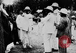 Image of French Colonial Officials Africa, 1930, second 4 stock footage video 65675044077