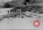 Image of Ho Chi Minh washes his feet Vietnam, 1942, second 1 stock footage video 65675044086