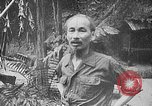 Image of Ho Chi Minh rides pony on jungle trail Vietnam, 1942, second 10 stock footage video 65675044087