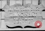 Image of Ho Chi Minh meets with cabinet  Vietnam, 1946, second 2 stock footage video 65675044090