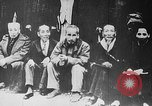 Image of Ho Chi Minh meets with cabinet  Vietnam, 1946, second 3 stock footage video 65675044090