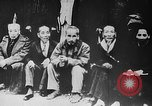 Image of Ho Chi Minh meets with cabinet  Vietnam, 1946, second 4 stock footage video 65675044090