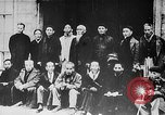 Image of Ho Chi Minh meets with cabinet  Vietnam, 1946, second 9 stock footage video 65675044090