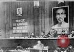 Image of Ho Chi Minh meets with cabinet  Vietnam, 1946, second 10 stock footage video 65675044090