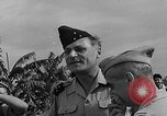 Image of General De Castries Vietnam, 1954, second 10 stock footage video 65675044094
