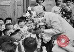 Image of Ho Chi Minh speaking in various venues Vietnam, 1960, second 2 stock footage video 65675044106