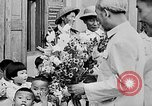Image of Ho Chi Minh speaking in various venues Vietnam, 1960, second 5 stock footage video 65675044106