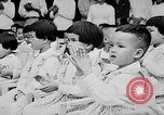 Image of Ho Chi Minh speaking in various venues Vietnam, 1960, second 7 stock footage video 65675044106