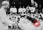 Image of Ho Chi Minh speaking in various venues Vietnam, 1960, second 9 stock footage video 65675044106