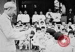 Image of Ho Chi Minh speaking in various venues Vietnam, 1960, second 10 stock footage video 65675044106