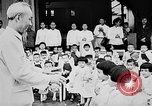 Image of Ho Chi Minh speaking in various venues Vietnam, 1960, second 11 stock footage video 65675044106