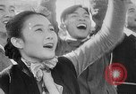 Image of Ho Chi Minh speaking in various venues Vietnam, 1960, second 12 stock footage video 65675044106