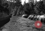 Image of O'Shaughnessy Dam California USA, 1934, second 9 stock footage video 65675044119