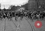 Image of Bicycle race United States USA, 1934, second 7 stock footage video 65675044120
