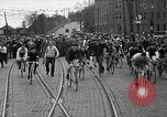 Image of Bicycle race United States USA, 1934, second 8 stock footage video 65675044120