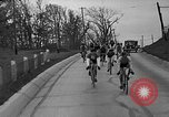 Image of Bicycle race United States USA, 1934, second 12 stock footage video 65675044120