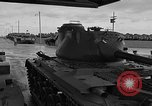 Image of United States M47 Patton tanks Schenectady New York USA, 1952, second 4 stock footage video 65675044122