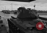 Image of United States M47 Patton tanks Schenectady New York USA, 1952, second 8 stock footage video 65675044122