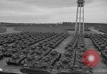 Image of United States M48 Patton tanks Schenectady New York USA, 1952, second 1 stock footage video 65675044123