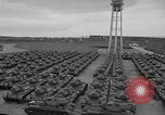 Image of United States M48 Patton tanks Schenectady New York USA, 1952, second 2 stock footage video 65675044123
