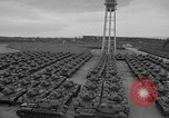 Image of United States M48 Patton tanks Schenectady New York USA, 1952, second 4 stock footage video 65675044123