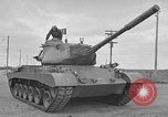 Image of United States M47 Patton tanks Schenectady New York USA, 1952, second 3 stock footage video 65675044124