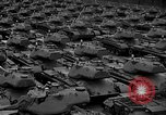 Image of United States M47 Patton tanks Schenectady New York USA, 1952, second 10 stock footage video 65675044125